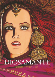 Diosamante - cover