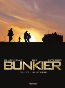 bunker T2 - cover