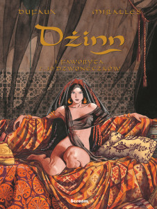 Djinn T1-2 - cover