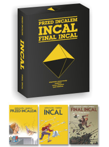 Incal - obwoluta fb