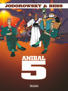Anibal 5 - cover
