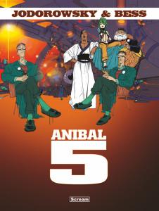 Anibal 5 - cover