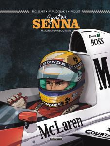 AyrtonSenna - cover