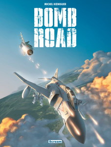 BombRoad - cover