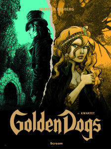 GoldenDogs 4 - cover