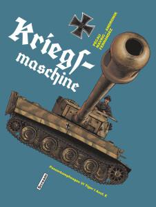 KriegMachine - cover niem