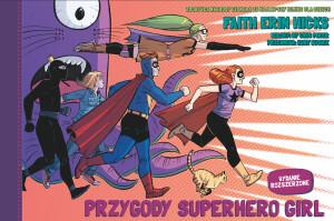 SuperheroGirl - cover