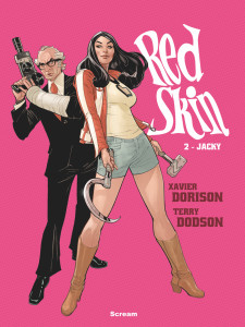 Red Skin T2 - cover