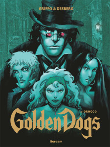 GoldenDogs 2 - cover.cdr