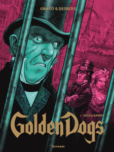 GoldenDogs 3 - cover
