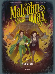 Malcolm Max 3 - cover - print