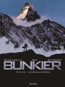 Bunker T5 - cover popr
