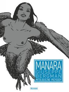 manara - bergman 04 - cover