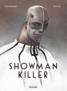 ShowmanKiller - cover