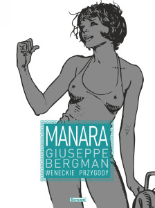 manara - bergman 01 - cover